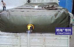17年云南玉溪一批600条抗旱水袋按期完成交付