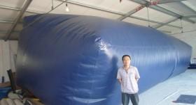 桥梁工程预压水袋租赁方案终于来了 预压水囊可以出租了
