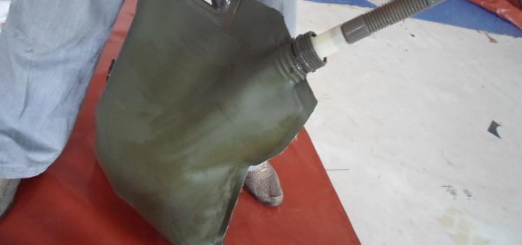 手提式油袋 车载备用油袋