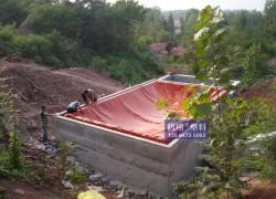 养殖场沼气池 粪便环保处理