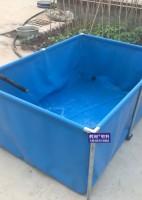 支架帆布鱼池 可拆卸鲫鱼水池
