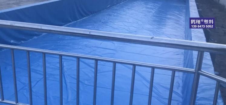 游泳池铺底 水池防渗漏
