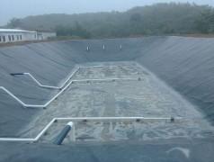 垃圾填埋场土工膜覆盖 污水池防渗 河道防渗