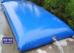 水囊不仅抗旱,救灾发挥大作用