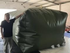 集装箱重复使用油袋 大型油袋