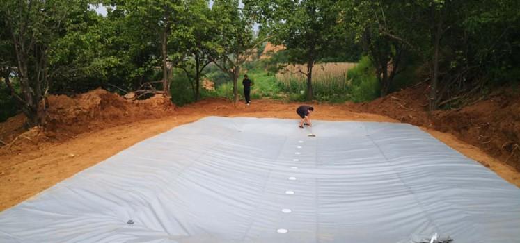 集雨水窖 雨水收集池